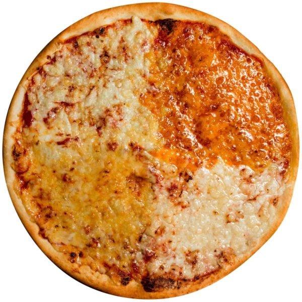 """Пицца """"4 сыра"""" доставка Омск"""