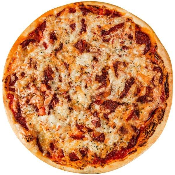 """Пицца """"Пепперовень"""" доставка Омск"""